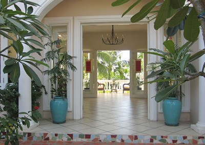 Reception-Entrance